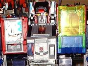 Transformers Car Robots - Brave Maximus, Brave, Plasma