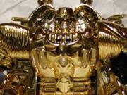 Japanese Beast Wars - Lucky Draw Gold Megatron