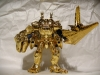japanese beast wars - lucky draw gold megatron image 3
