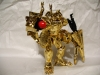 japanese beast wars - lucky draw gold megatron image 4