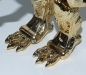 japanese beast wars - lucky draw gold megatron image 6