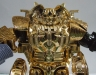 japanese beast wars - lucky draw gold megatron image 31