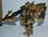 japanese beast wars - lucky draw gold megatron image 39
