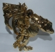 japanese beast wars - lucky draw gold megatron image 41