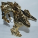japanese beast wars - lucky draw gold megatron image 42