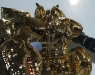 japanese beast wars - lucky draw gold megatron image 45
