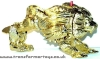 beast wars two - lucky draw chrome gold lio convoy  image 1