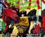 beast wars two - lucky draw custom colour multi-coloured lio convoy image 1