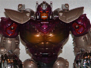 Beast Wars Metals - Lucky Draw Silver Convoy