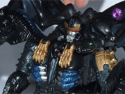 Beast Wars Neo - Lucky Draw Black Magmatron
