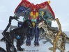 beast wars neo - lucky draw black magmatron image 52