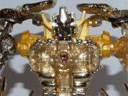 Beast Wars Neo - Lucky Draw Gold Big Convoy