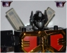 transformers car robots - lucky draw black super fire convoy image 8