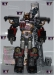 transformers car robots - lucky draw black super fire convoy image 20