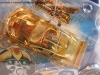 transformers dark of the moon - lucky draw gold mech tech bumblebee image 5