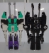 transformers collectors edition - lucky draw black sixshot image 39