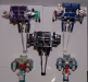 transformers collectors edition - lucky draw black sixshot image 45