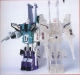 transformers collectors edition - lucky draw clear sixshot image 177