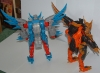 blue flame convoy image 39