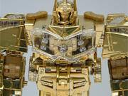 Transformers Galaxy Force - Lucky Draw Gold Galaxy Convoy