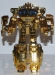 transformers henkei - gold convoy (fake lucky draw) image 3