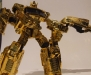 transformers henkei - gold convoy (fake lucky draw) image 26