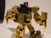 transformers henkei - gold convoy (fake lucky draw) image 29