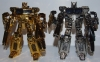 transformers henkei - gold convoy (fake lucky draw) image 30