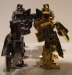 transformers henkei - gold convoy (fake lucky draw) image 34