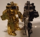 transformers henkei - gold convoy (fake lucky draw) image 36