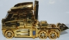 transformers henkei - gold convoy (fake lucky draw) image 38