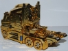 transformers henkei - gold convoy (fake lucky draw) image 39