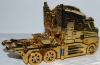 transformers henkei - gold convoy (fake lucky draw) image 41