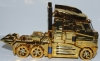 transformers henkei - gold convoy (fake lucky draw) image 42