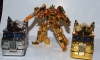 transformers henkei - lucky draw gold galvatron image 39