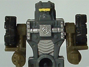 Transformers Micron Legend - Lucky Draw Black Barrel