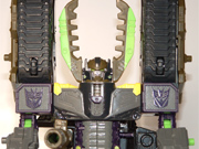 Transformers Micron Legend - Lucky Draw Black Megatron