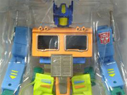 Transformers Robot Masters - Lucky Draw Custom Colour G1 Convoy