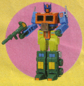 Re: Auto Assembly 09 - Showcase of Lucky Draw Fire Convoy & God Magnus!