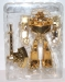 transformers animated - lucky draw gold optimus prime deluxe class image 11