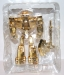 transformers animated - lucky draw gold optimus prime deluxe class image 13