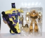transformers animated - lucky draw gold optimus prime deluxe class image 15