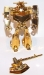 transformers animated - lucky draw gold optimus prime deluxe class image 17