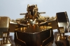 transformers animated - lucky draw gold optimus prime deluxe class image 18
