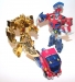 transformers animated - lucky draw gold optimus prime deluxe class image 24