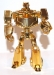 transformers animated - lucky draw gold optimus prime deluxe class image 30