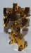 transformers animated - lucky draw gold optimus prime deluxe class image 36