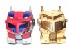 transformers animated - lucky draw gold optimus prime deluxe class image 50
