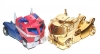 transformers animated - lucky draw gold optimus prime deluxe class image 51