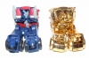 transformers animated - lucky draw gold optimus prime deluxe class image 53